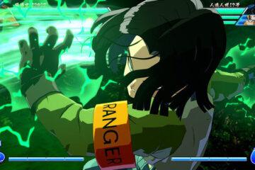 Primeras imágenes de Androide 17 en Dragon Ball FighterZ