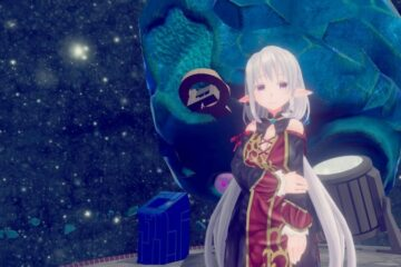 Tale of the Fragmented Star Single Fragment Version en Occidente