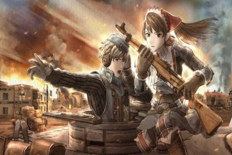 Valkyria Chronicles Remastered para Switch en octubre