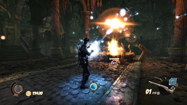 análisis de Strange Brigade para PlayStation 4