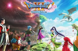 analisis de dragon quest xi