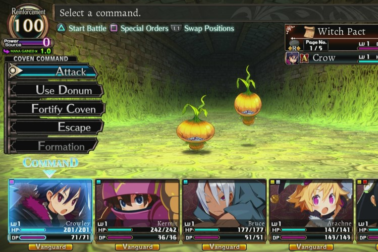 analisis de labyrinth of refrain coven of dusk 2