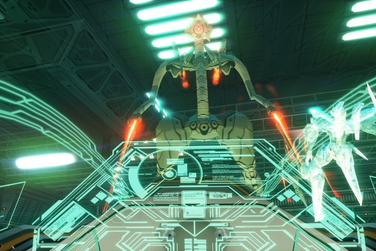 analisis de zone of the enders the 2nd runner mars 2