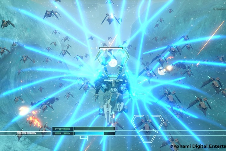 analisis de zone of the enders the 2nd runner mars 3