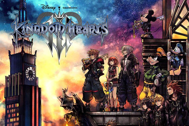 analisis del trailer de kingdom hearts iii