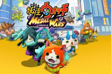 anunciado Yo-kai Watch: Medal Wars