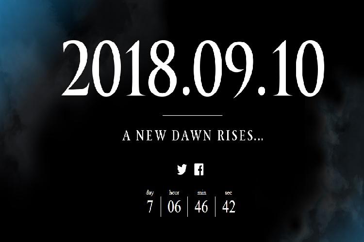 anuncio del nuevo juego de SNK el 10 de septiembre
