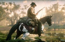 caza y pesca en Red Dead Redemption 2