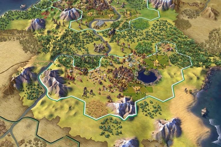 civilization vi en nintendo switch