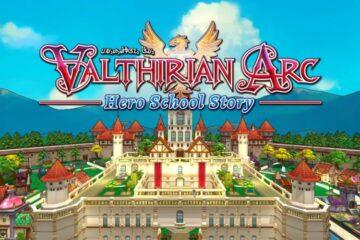 fecha de lanzamiento de valthirian arc hero school story