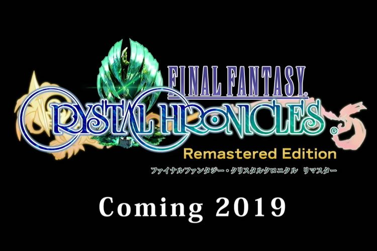 final fantasy chrystal chronicles remastered edition en 2019