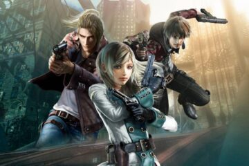 gameplay de resonance of fate 4k hd edition de la tgs 2018