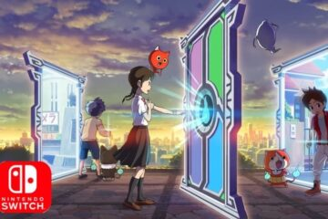 gameplay de yo-kai watch 4 de la tgs 2018
