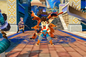 lanzamiento de monster hunter stories para moviles