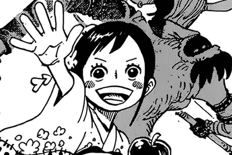 manga de one piece 919 tama