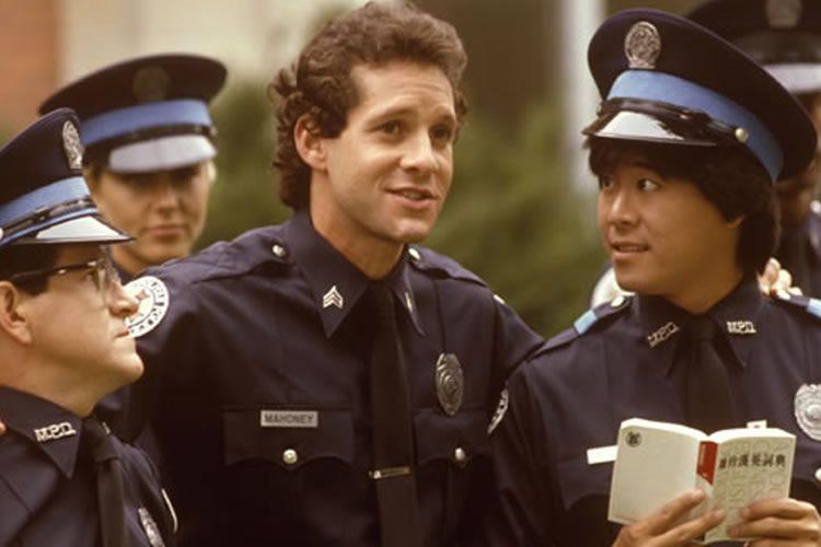 nueva pelicula de loca academia de policia