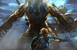 nueva zona de Zelda Breath of the Wild
