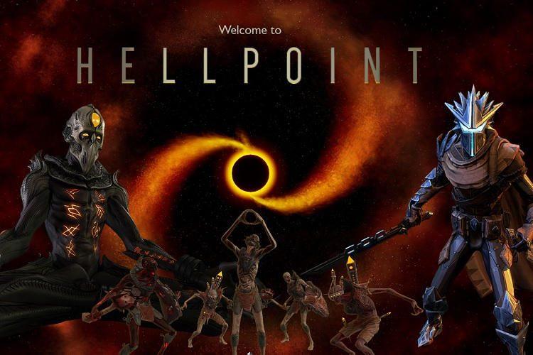 nuevo RPG de acción Hellpoint