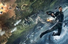primer spotlight de Just Cause 4