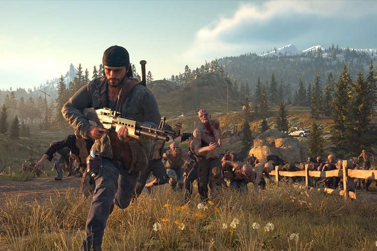 tráiler con gameplay de Days Gone