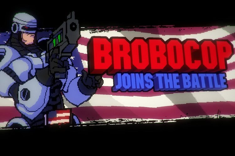 tráiler de Broforce para Nintendo Switch