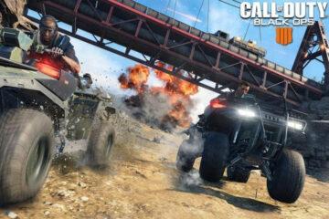 tráiler del Battle Royale de Call of Duty Black Ops IIII