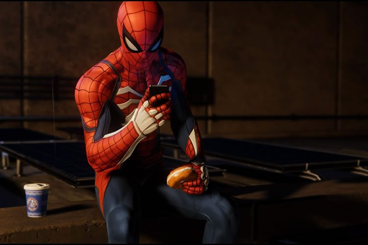 videoanálisis de Spider-man para PlayStation 4