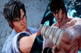 Kenshiro y Ryo Saeba en Jump Force
