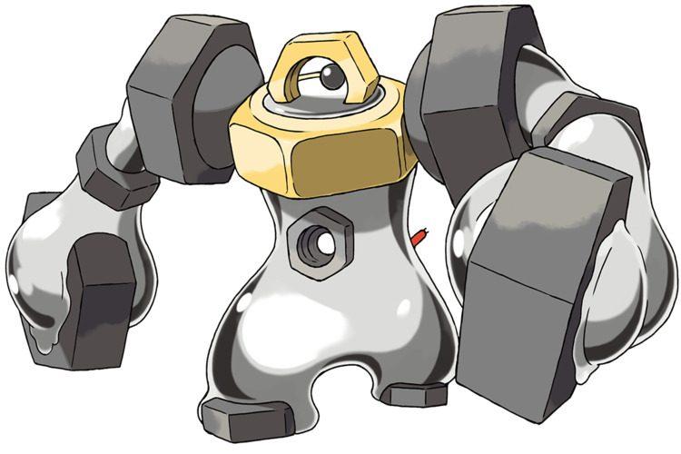 Desvelado el Pokémon Melmetal
