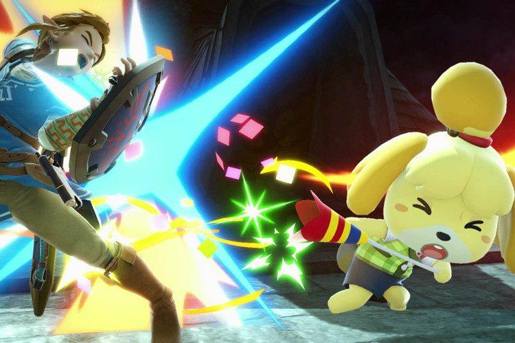 Direct de Super Smash Bros Ultimate el 1 de noviembre
