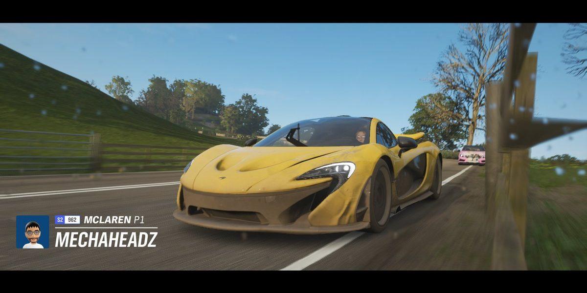 El Creador de Ruta de Forza Horizon 4 llegará en la próxima actualización
