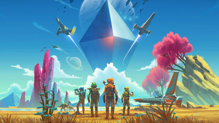 Hello Games anuncia la llegada de la actualización No Man's Sky: The Abyss