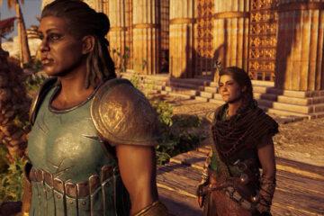 """Localización Arca Vieja en Assassin's Creed: Odyssey y trofeo """"La vida pirata es la vida mejor"""""""