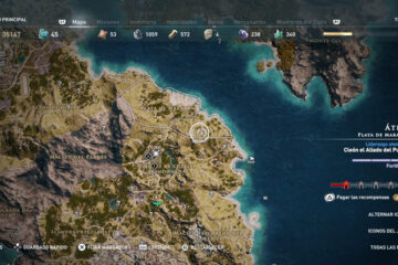 Localización de la Flauta de Pan en Assassin's Creed: Odyssey