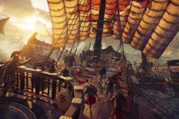 Localización de la caracola de Tritón en Assassin's Creed: Odyssey