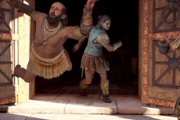 Localización del Brazalete Macedonio en Assassin's Creed Odyssey