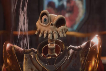 remake de Medievil para Playstation 4