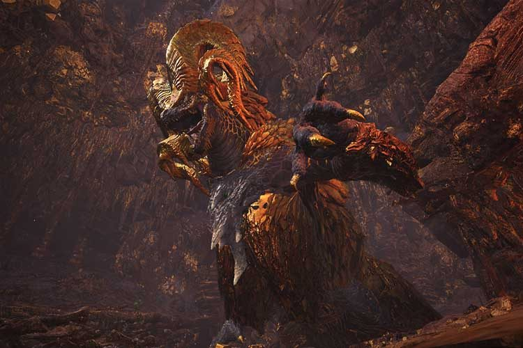 Kulve Taroth en Monster Hunter World