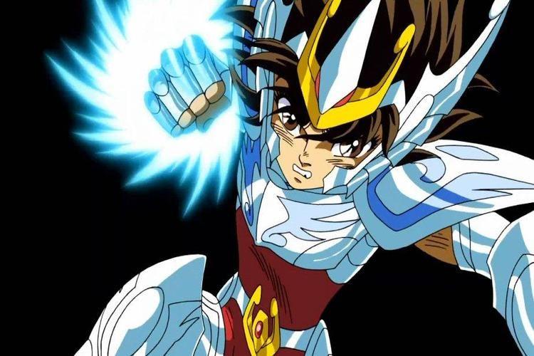 Seiya y Shiryu de Caballeros del Zodíaco en Jump Force