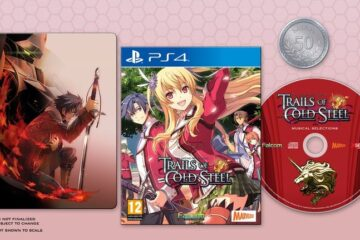 Trails of Cold Steel I y II para PlayStation 4 en Occidente