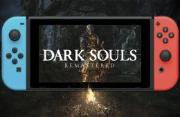 analisis de dark souls remastered para nintendo switch