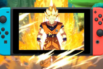 analisis de dragon ball fighterz para nintendo switch