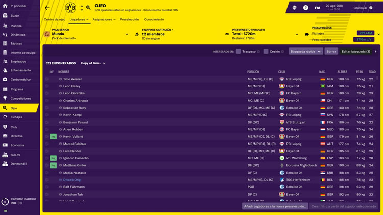 analisis de football manager 2019 ojeo