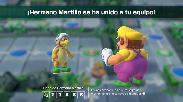 analisis de super mario party 2