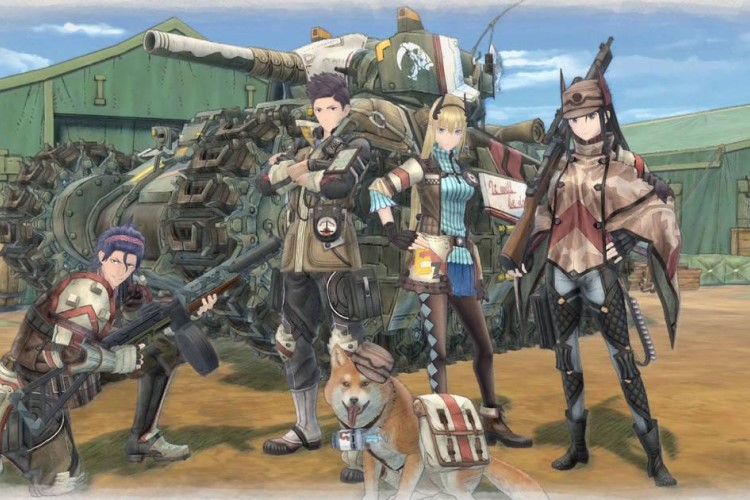 analisis de valkyria chronicles 4 4