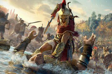 Localización de la Lira de Apolo en Assassin's Creed: Odyssey