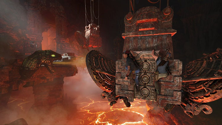 fecha del primer DLC de Shadow of the Tomb Raider