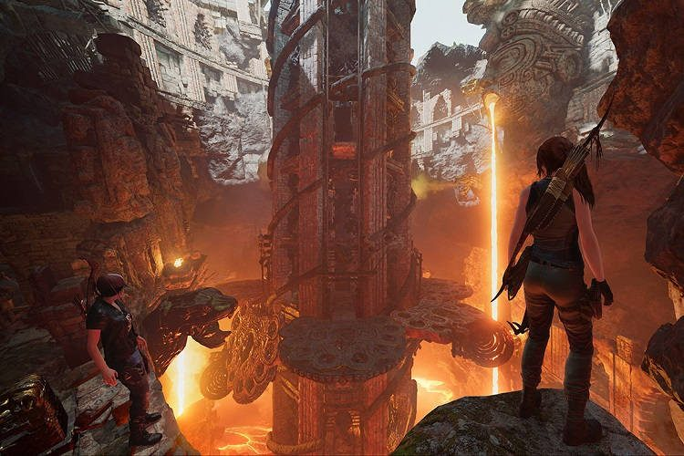 Anunciado La Fragua, primer DLC de Shadow of the Tomb Raider
