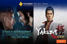 juegos de PlayStation plus de noviembre de 2018