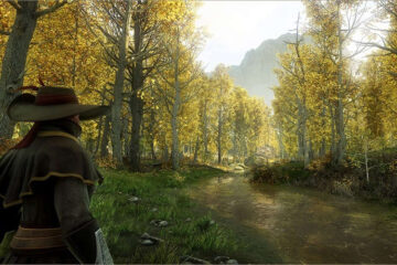 primer gameplay de New World